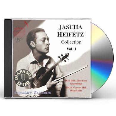 Heifetz COLLECTION 1 CD