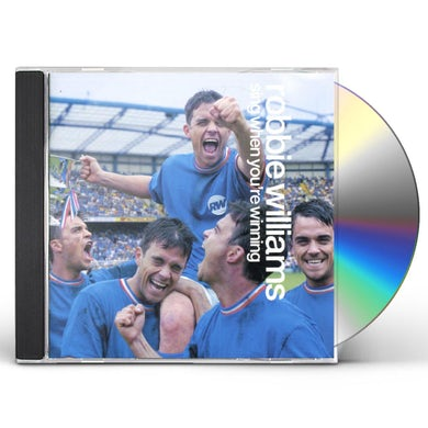 Robbie Williams SING WHEN YOURE WINNING CD