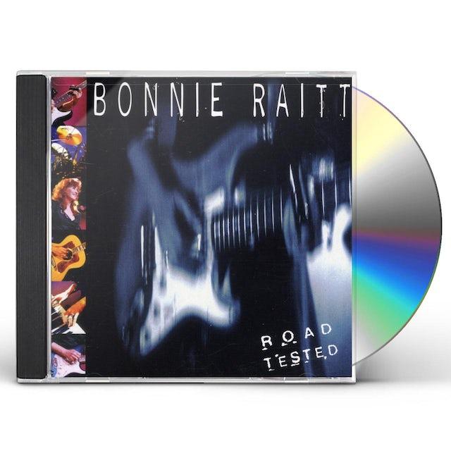 Bonnie Raitt ROAD TESTED CD
