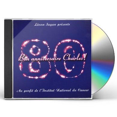 Charles Aznavour BON ANNIVERSAIRE CHARLES CD