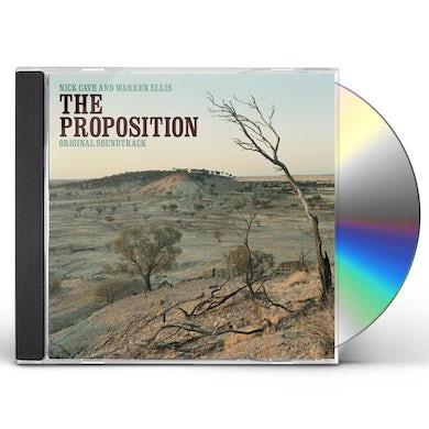 Nick Cave / Warren Ellis PROPOSITION / Original Soundtrack CD