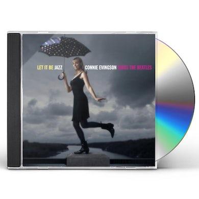 LET IT BE JAZZ: CONNIE EVINGSON SINGS BEATLES CD