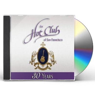Hot Club Of SF 30 Years CD
