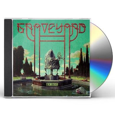 Graveyard PEACE CD