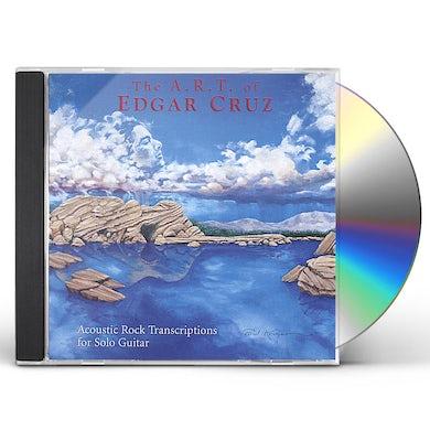 A.R.T. OF EDGAR CRUZ CD