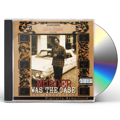 Murder Was The Case / O.S.T. MURDER WAS THE CASE / Original Soundtrack CD