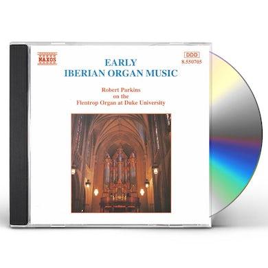 Robert Parkins IBERIAN ORGAN MUSIC CD