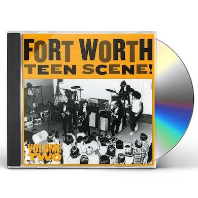 FORT WORTH TEEN SCENE 2 / VARIOUS CD