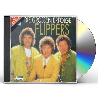 Die Flippers GROSSEN ERFOLGE CD