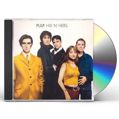 Pulp HIS N HERS CD