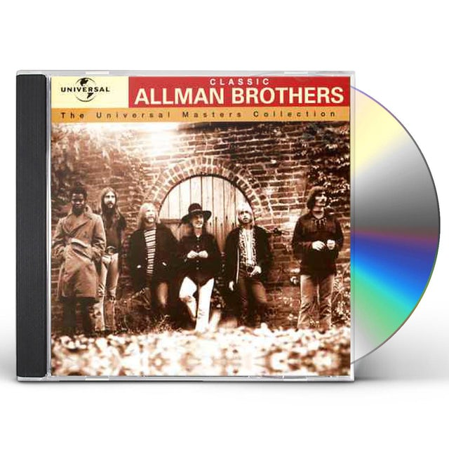 The Allman Brothers Band  UNIVERSAL MASTERS COLLECTION CD