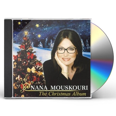 Nana Mouskouri CHRISTMAS ALBUM CD