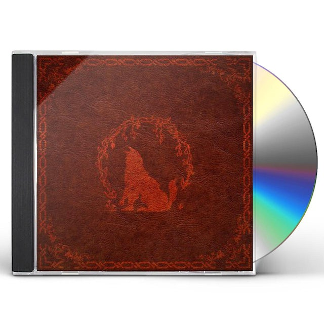 Native Howl OUT OF THE GARDEN AND INTO THE DARKNESS CD
