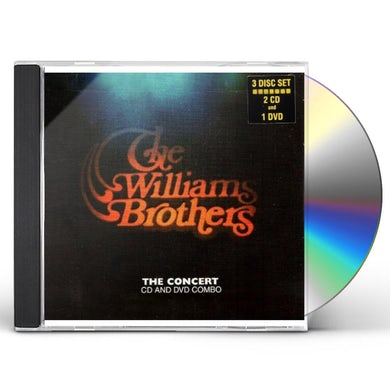 Williams Brothers CONCERT CD