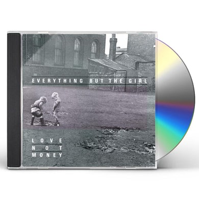 Everything But The Girl LOVE NOT MONEY CD