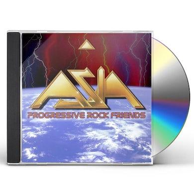 Asia PROGRESSIVE ROCK FRIENDS CD