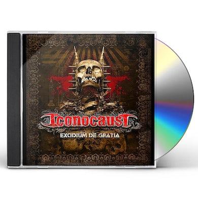 Iconocaust EXCIDIUM DE GRATIA CD