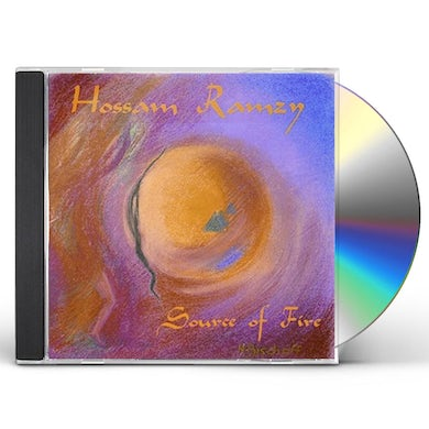 HOSSAM RAMZY SOURCE OF FIRE CD