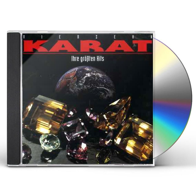 VIERZEHN KARAT CD
