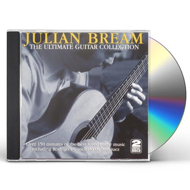 Julian Bream ULTIMATE GUITAR COLLECTION CD