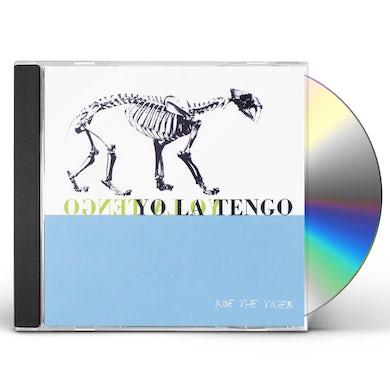 Yo La Tengo Ride The Tiger CD