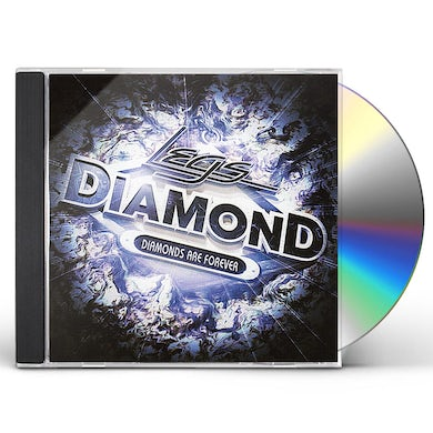 Legs Diamond DIAMONDS ARE FOREVER CD
