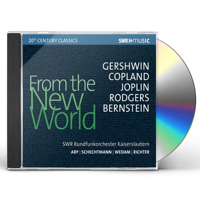 Copland FROM THE NEW WORLD CD