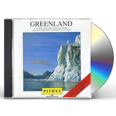 Soundscape GREENLAND CD