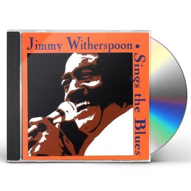 Jimmy Witherspoon SINGS THE BLUES CD