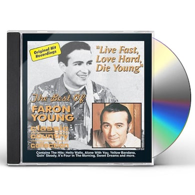 Faron Young BEST OF CD