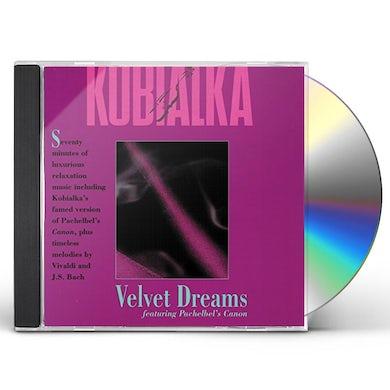 Daniel Kobialka VELVET DREAMS CD