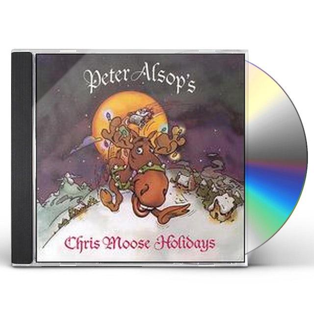 Peter Alsop CHRIS MOOSE HOLIDAYS CD