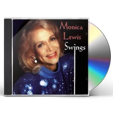 Monica Lewis SWINGS CD