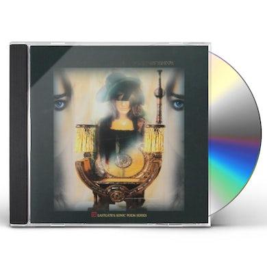 Tangerine Dream ANGEL OF THE WEST WINDOW CD