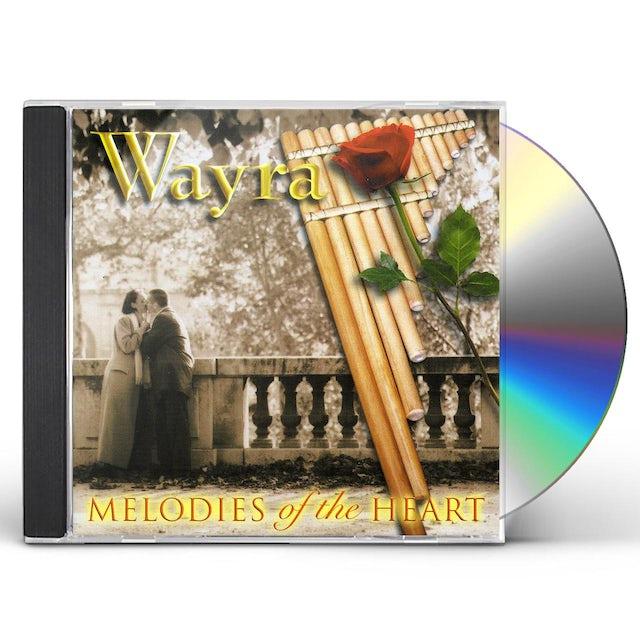 Wayra MELODIES OF THE HEART CD