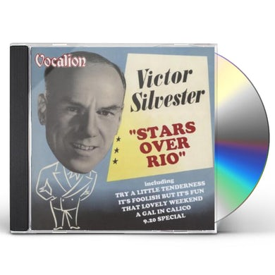 Victor Silvester STARS OVER RIO CD