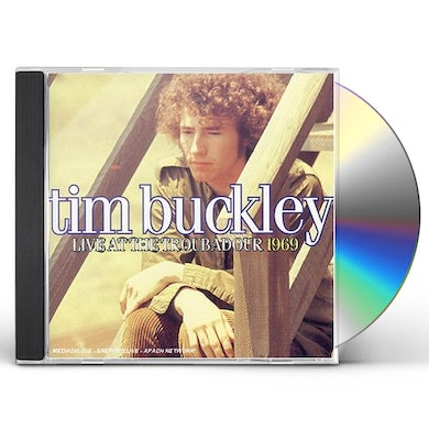 Tim Buckley LIVE AT THE TROUBADOUR 1969 CD