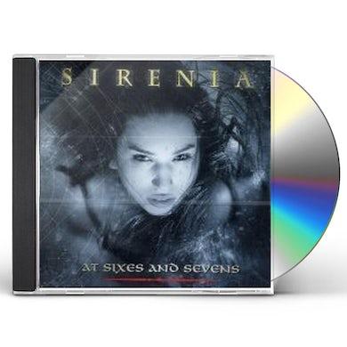 Sirenia SIXES & SEVENS CD
