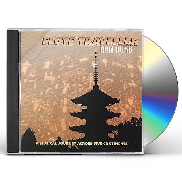 Ron Korb FLUTE TRAVELLER CD