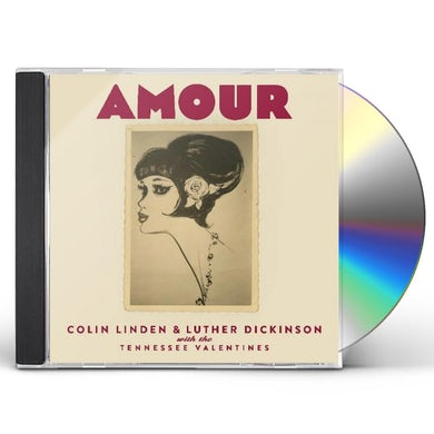 Colin Linden / Luther Dickinson AMOUR CD