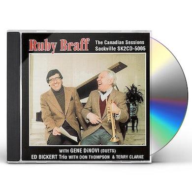 Ruby Braff CANADIAN SESSIONS CD