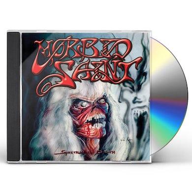 Morbid Saint  SPECTRUM OF DEATH CD
