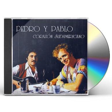 Pedro y Pablo CORAZON SUDAMERICANO CD