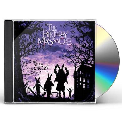 The Birthday Massacre WALKING WITH STRANGERS CD