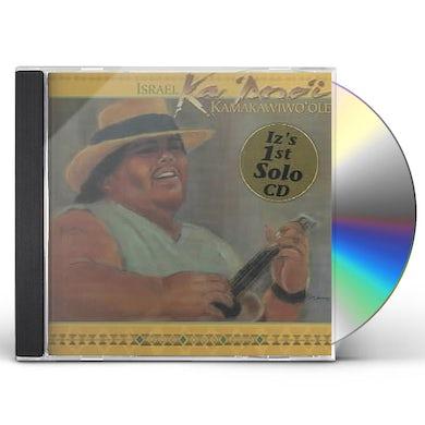 Israel Kamakawiwo'ole KA ANO'I CD