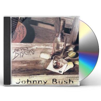 Johnny Bush DEVIL'S DISCIPLE CD