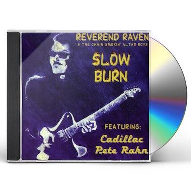 Reverend Raven SLOW BURN CD