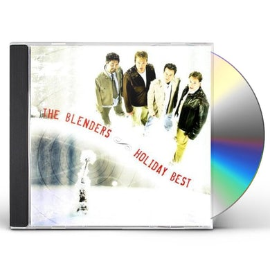 Blenders HOLIDAY BEST CD