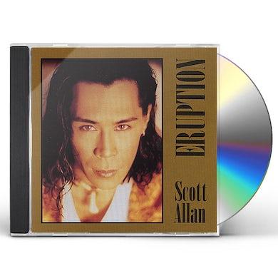 Scott Katsura ERUPTION CD