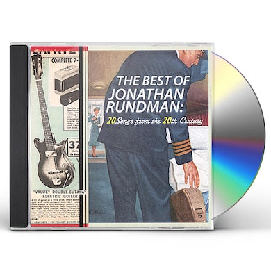 BEST OF JONATHAN RUNDMAN: 20 SONGS FROM THE 20TH C CD